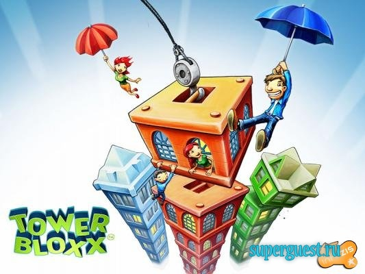 Tower Bloxx Deluxe [2008]