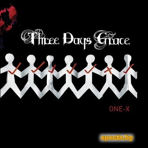 Three Days Grace - One-X [Japanese Edition] (2006)