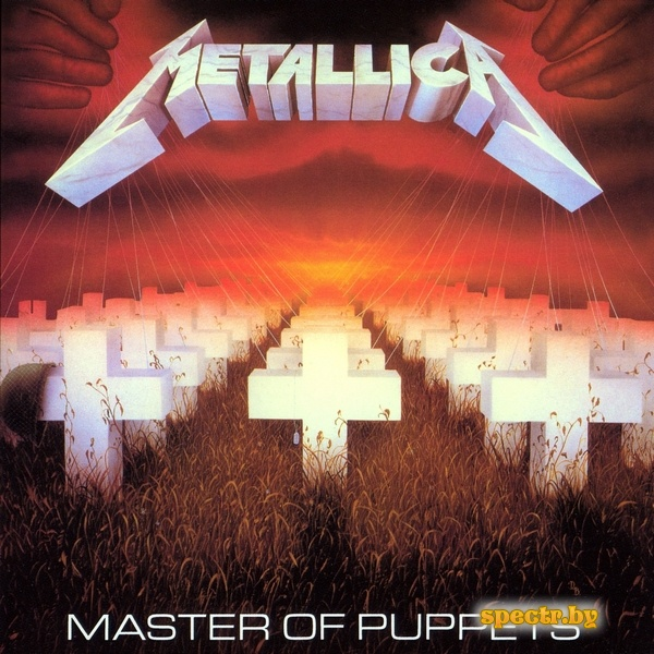 Metallica - Master of Puppets (2000 DCC 24K Gold Remastered) (1986)