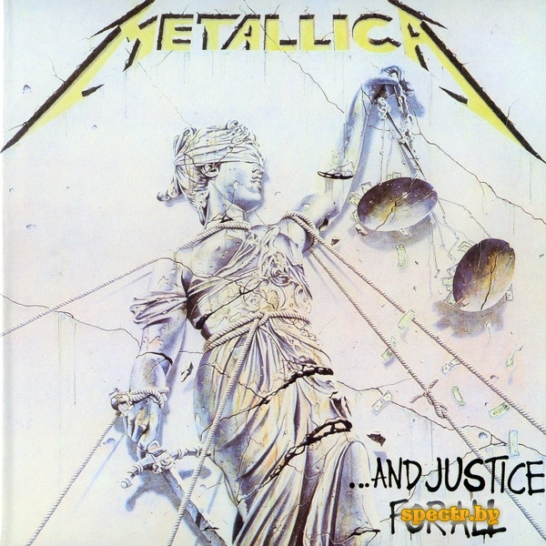 Metallica - ...And Justice For All (Japaneese Edition) (1988)