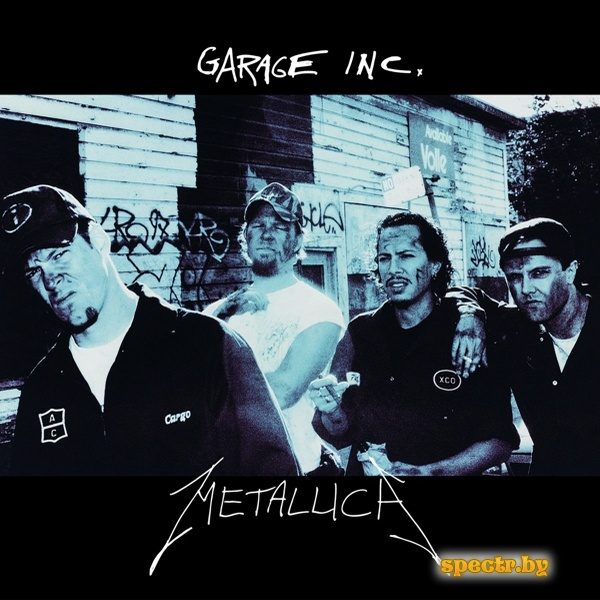 Metallica - Garage, Inc (1998)