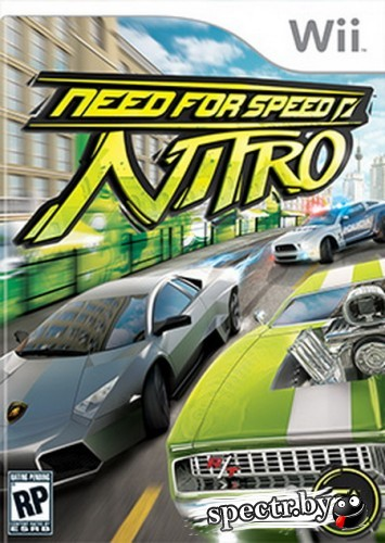 Need For Speed - Nitro  OST
