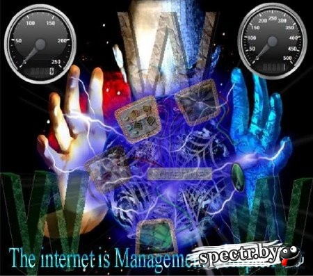 The internet is Management Complex 7.0