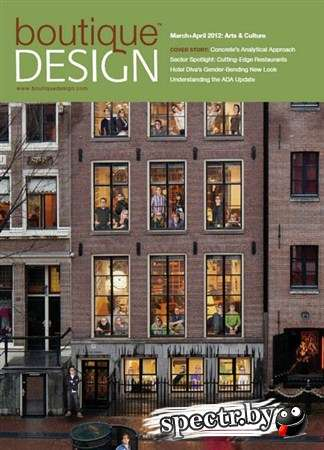 Boutique Design - March/April 2012