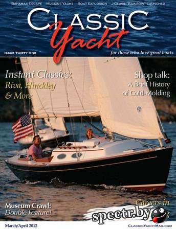 Classic Yacht - March/April 2012