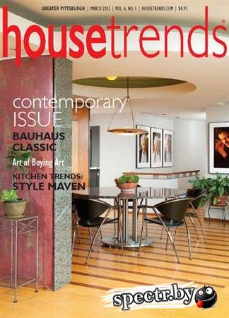 Housetrends - March 2012 (Greater Pittsburgh)