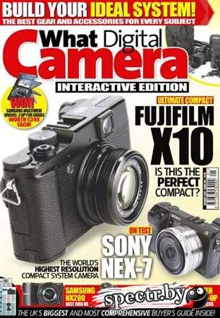 What Digital Camera - January 2012
