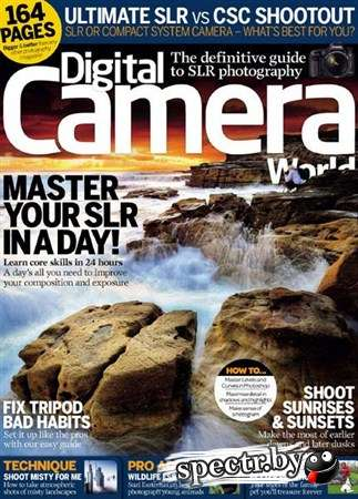 Digital Camera World - Spring 2012