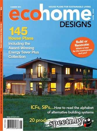 EcoHome Designs - Summer 2012