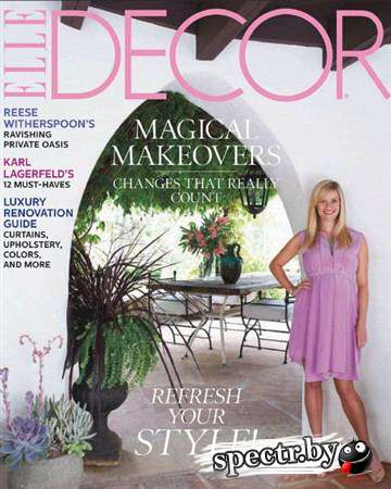 ELLE Decor - September 2012 (US)