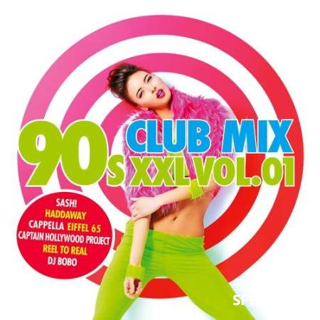 90S Club Mix XXL Vol.1 (2016)