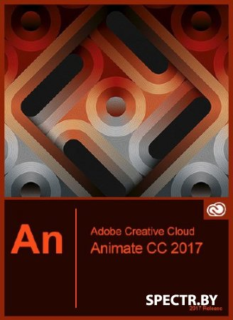 Adobe Animate CC 2017 16.0.1.119 RePack by KpoJIuK (2016/RUS/ML)