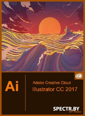 Adobe Illustrator CC 2017.0.1 21.0.1 RePack by KpoJIuK (2017/RUS/ENG/ML)