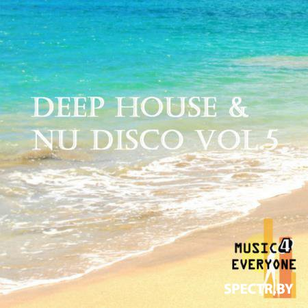 VA - Music For Everyone - Deep House & Nu Disco Vol.5 (2017)