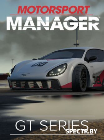 Motorsport Manager - GT Series (2017/RUS/ENG/MULTi10)