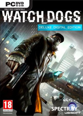 Watch Dogs: Deluxe Edition (v.1.06.329/dlc/2014/RUS/ENG/Repack R.G. Origami)