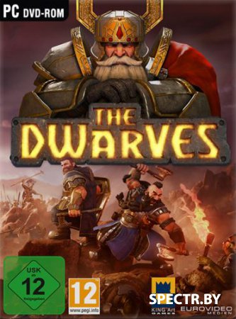 The Dwarves: Digital Deluxe Edition (v.1.2.0.74/2016/RUS/ENG/MULTi9/Steam-Rip от Let'sРlay)