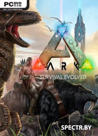 ARK: Survival Evolved (v.256.22 incl DLC/2015/ENG/RUS/MULTi21/Steam Lordw007)