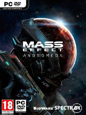 Mass Effect: Andromeda - Super Deluxe Edition (2017/RUS/ENG/RePack от xatab)