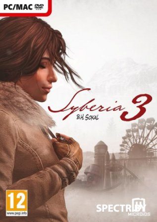 Syberia 3 - Digital Deluxe Edition (2017/RUS/ENG/RePack)