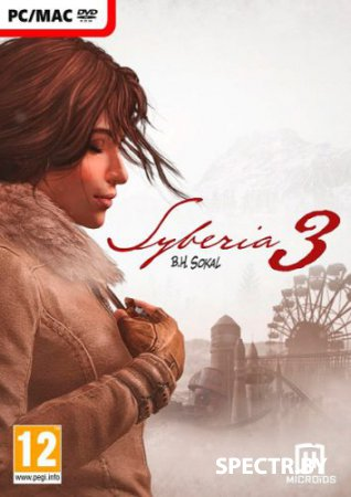 Syberia 3: Deluxe Edition (2017/RUS/ENG/MULTi/Repack R.G. Механики)