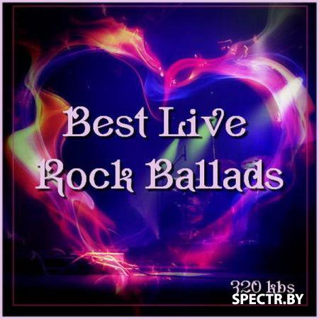VA - Best Live Rock Ballads (2017)