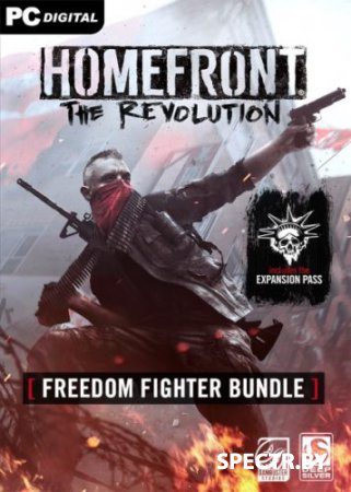 Homefront: The Revolution (2016/RUS/ENG/RePack от R.G. Механики)