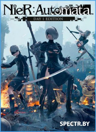 NieR: Automata - Day One Edition (2017/RUS/ENG/MULTi5/RePack от SEYTER)