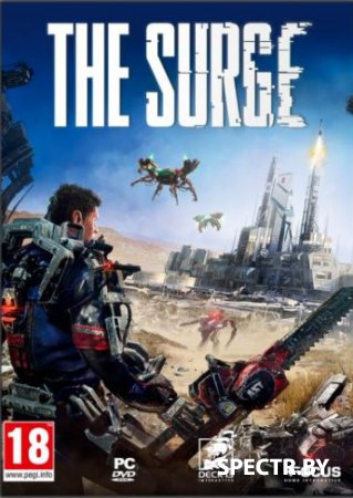 The Surge (2017/RUS/ENG/MULTi8/Repack)