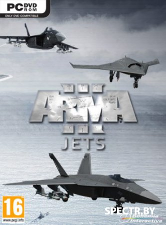Arma 3 Jets (2017/RUS/ENG/MULTi11)
