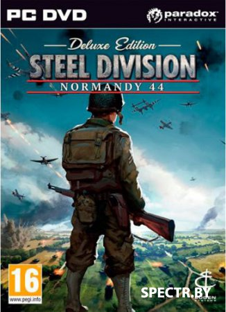 Steel Division: Normandy 44 (2017/RUS/ENG/MULTi5)