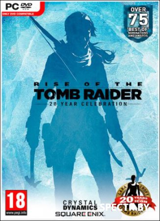 Rise of the Tomb Raider 20 Year Celebration (2017/RUS/ENG/MULTi13)