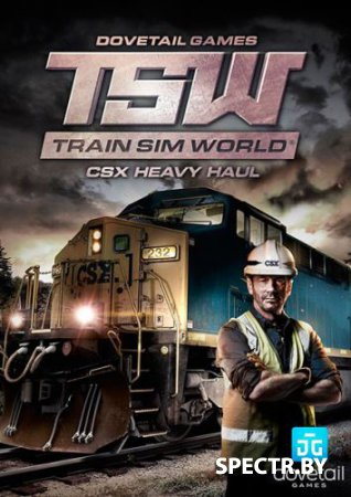 Train Sim World: CSX Heavy Haul (2017/RUS/ENG/MULTi5/Steam-Rip)