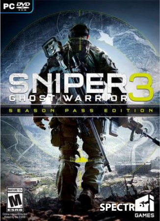 Sniper Ghost Warrior 3 - Season Pass Edition (v.1.3+DLC/2017/RUS/ENG/Repack от xatab)