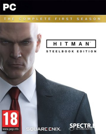 Hitman: The Complete First Season (v.1.11.2/2016/RUS/ENG/MULTi6/RePack от xatab)