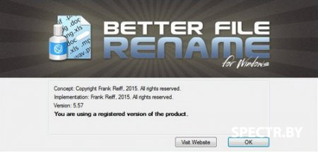 Better File Rename 6.0.2 + Portable