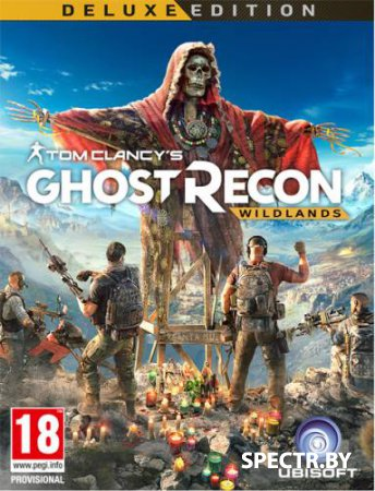 Tom Clancy's Ghost Recon Wildlands (2017/RUS/ENG/Repack от xatab)