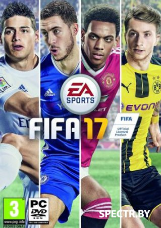FIFA 17: Super Deluxe Edition (v.1.09/2016/RUS/ENG/MULTi/Repack от R.G. Механики)