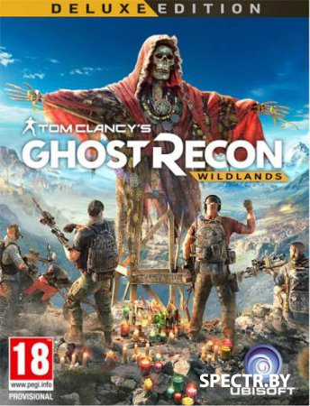 Tom Clancy's Ghost Recon: Wildlands (v.1.6.0/2017/RUS/ENG/RePack от xatab)