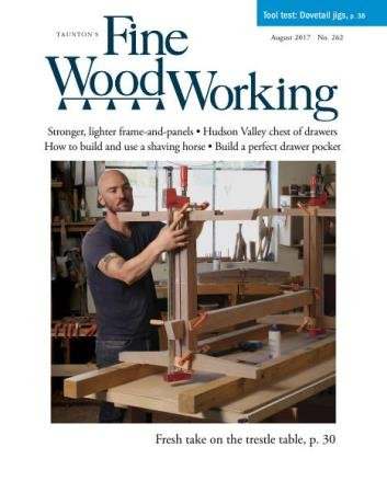 Fine Woodworking №262  (2017)