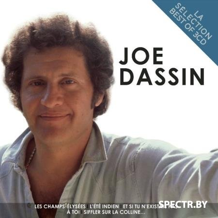 Joe Dassin - La Selection: Best Of 3CD (2016)