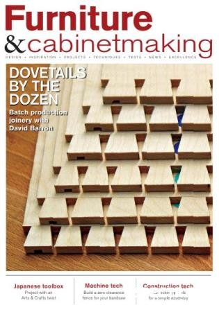 Furniture & Cabinetmaking №269  (April /  2018)