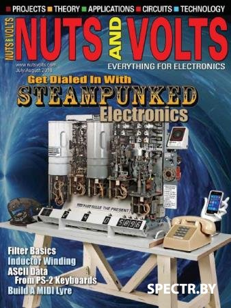Nuts and Volts №7-8  (2018)