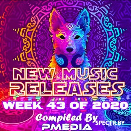 New Music Releases Week 43 (2020)