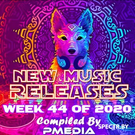 New Music Releases Week 44 (2020)