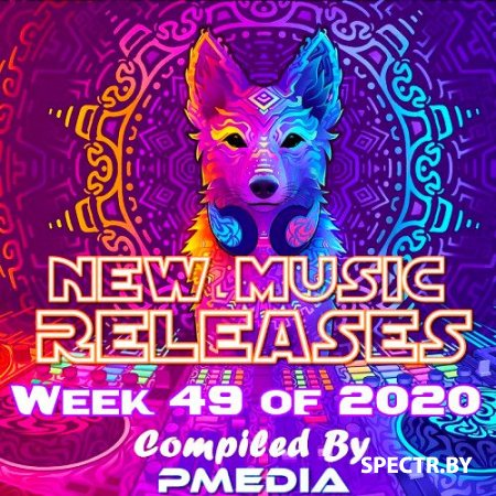 New Music Releases Week 49 (2020)