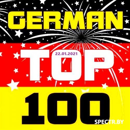 German Top 100 Single Charts [22.01] (2021)